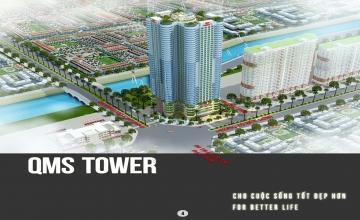 Bảng hàng chung cư QMS Tower Tố Hữu