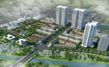 Khu đô thị kiểu mẫu Green City Cầu Diễn
