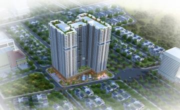 Mở bán đợt 1 chung cư HTV Complex Văn Phú Hà Đông
