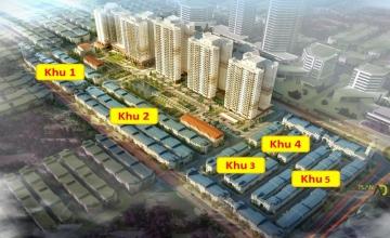 5 lý do lựa chọn chung cư The K Park Văn Phú