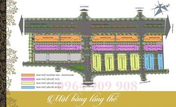 Bảng giá liền kề shophouse Kiến Hưng Luxury Hà Đông
