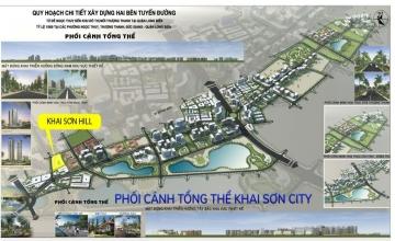 Bảng hàng dự án Khai Sơn City Long Biên -  Khai Sơn Hill Long Biên