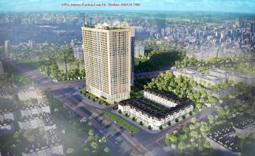 Bảng giá dự án Aurora Garden Hoàng Mai - CĐT Vimefulland