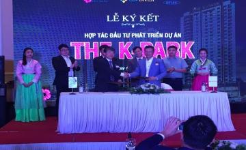 CenInvest và Hi Brand Việt Nam ký kết hợp tác đầu tư phát triển dự án The K - Park