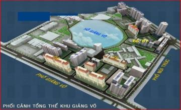 Chung cư cao cấp B6 Giảng Võ - Website chính thức của dự án