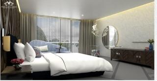 Thiết kế căn hộ 1 phòng ngủ dự án Phoenix Legend