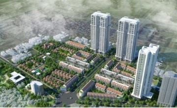 Dự án thành phố xanh của tập đoàn Vingroup