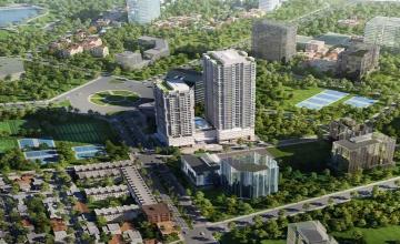 Bảng hàng chung cư Lilaha Complex Nguyễn Văn Huyên