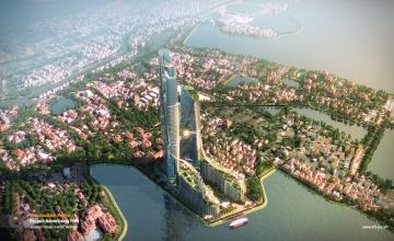 Bảng giá chung cư Sun Grand City Lotus Harbor - 58 Quảng An