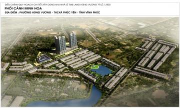 Bảng hàng dự án TMS Grand City Phúc Yên - CĐT Tập Đoàn TMS